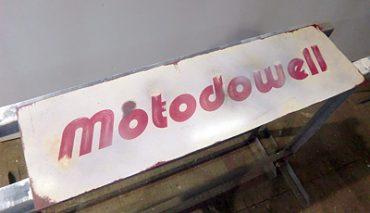 アメリカンレトロ看板(motodowell様)