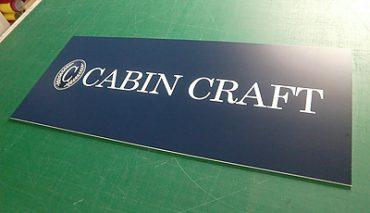 パネル看板(CABIN CRAFT様)p-018035