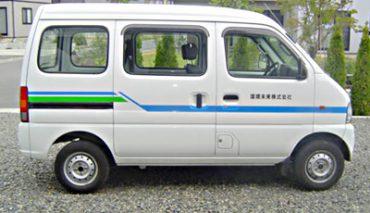 カッティングシート(環境未来株式会社様)