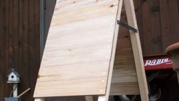 木製A型看板デザイン