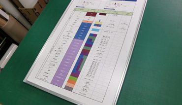 アルミ樹脂パネル看板(130130)