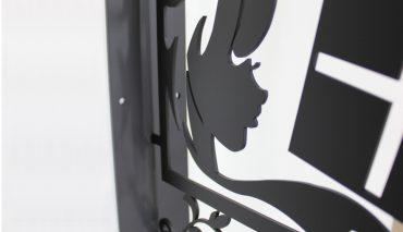 アイアン  オリジナル看板(YUME GIFT様)a-019004
